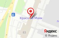 Схема проезда до компании Электро-Дизайн в Ярославле