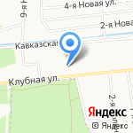 Ярославская школа-интернат №6 на карте Ярославля