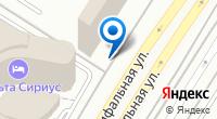 Компания Стратфорд на карте
