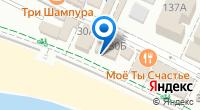 Компания Аквалэнд на карте