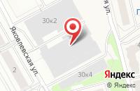 Схема проезда до компании Розмарин в Ярославле