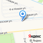 Библиотека №9 на карте Ярославля