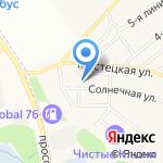 ГОСТСЕРТГРУПП на карте Ярославля
