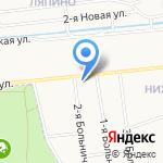 Росвес на карте Ярославля