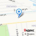 Амалия на карте Ярославля