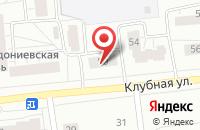 Схема проезда до компании Агроверсия в Ярославле