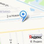 Детский сад №86 на карте Ярославля