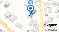Компания Почтовое отделение связи №383 на карте