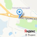 Потенциал Плюс на карте Ярославля
