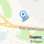 Участковый пункт полиции на карте Ярославля