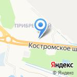 Любимый дом на карте Ярославля