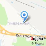 Начальная общеобразовательная школа-детский сад №85 на карте Ярославля