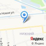 Родник на карте Ярославля