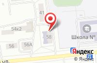 Схема проезда до компании Родник в Ярославле