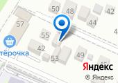 Эдем-Олимп на карте