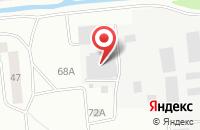 Схема проезда до компании Новый Мир в Ярославле