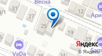 Компания Я говорю на карте