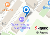 sport inn wellness на карте