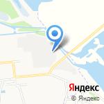Элкаб на карте Ярославля