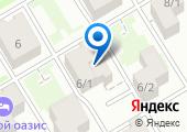 Жилой комплекс «Екатериновский квартал» на карте
