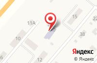 Схема проезда до компании Усадьба в Семёнково