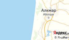Отели города Эгмонд-ан-Зее на карте