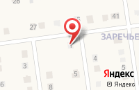 Схема проезда до компании Альфа-СтройТранс в Пригородном
