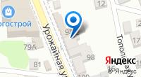Компания Технология-Юг на карте