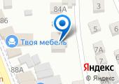 Борисович на карте
