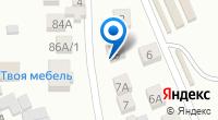 Компания Небоскрёб на карте
