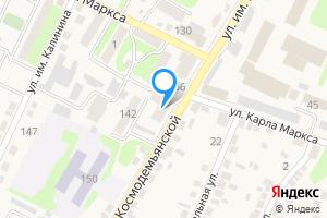 Однокомнатная квартира в Боброве ул. имени Зои Космодемьянской, 140