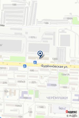 ТФ ФРОНТЕКС на карте Новочеркасска