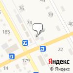 Магазин салютов Гиагинская- расположение пункта самовывоза