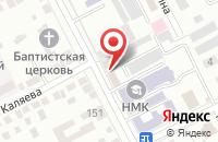 Схема проезда до компании Издательство Новопринт в Новочеркасске
