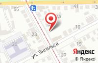 Схема проезда до компании Общество С Ограниченной Ответственностью »Издательский Дом «Дон-Инфо« в Новочеркасске