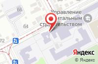 Схема проезда до компании Научно-Производственная Организация «Победа» в Новочеркасске