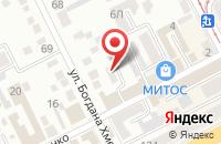 Схема проезда до компании Новочеркасские Ведомости в Новочеркасске
