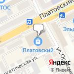 Магазин салютов Новочеркасск- расположение пункта самовывоза