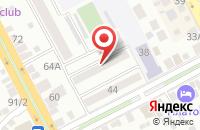 Схема проезда до компании Редакция Газеты «Островок Надежды» в Новочеркасске