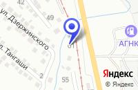 Схема проезда до компании ТВ КИНОСЕТЬ в Каменоломнях