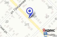 Схема проезда до компании ТАКСОМОТОРНОЕ ПРЕДПРИЯТИЕ ВОЯЖ в Ленинградской