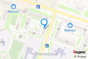 Однокомнатная квартира в Павловске микрорайон Гранитный, 19