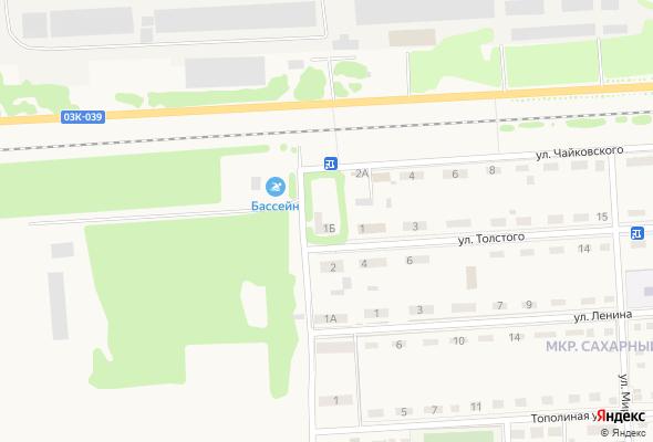 купить квартиру в ЖК ул. Толстого