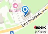 Баньскъ на карте