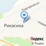 УК Поморье на карте Архангельска