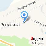 ВИНОЛЕЙ Регион на карте Архангельска