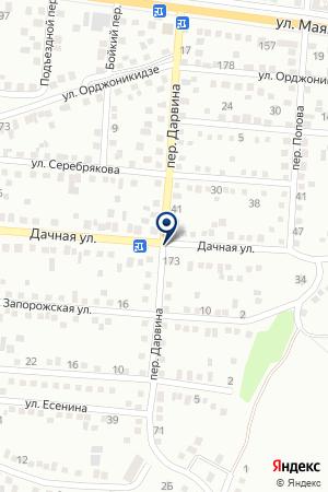 БАБЕШКО И.А. ИП на карте Шахт