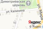 Схема проезда до компании Сельское отделение почтовой связи в Каменномостском