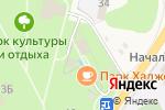Схема проезда до компании Парк-Хаджох в Каменномостском