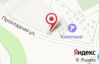 Схема проезда до компании Хуторок в Каменномостском
